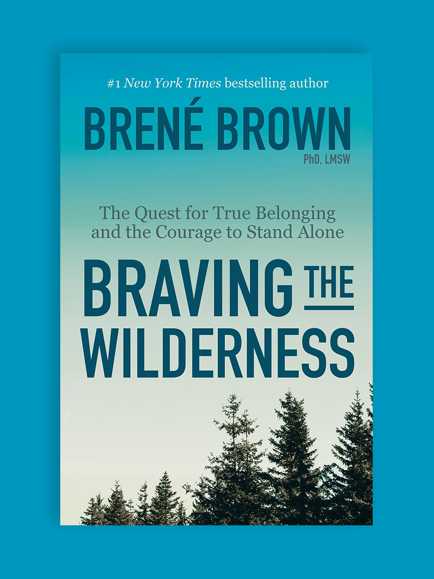 Braving the Wilderness: The Quest for True Belonging and the Courage to Stand Alone, by Brené Brown You can't have a list of books on more soulful living without including some major Brené action in there. I could honestly have included any of hers on here, but this is a good place to start - you'll question all your previous assumptions about what it means to belong in our culture, and most importantly, get more in tune with your authentic self.