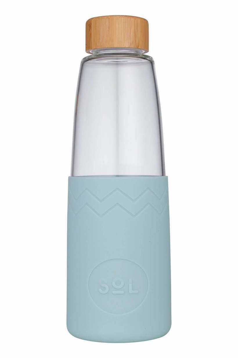 sol bottle cool cyan