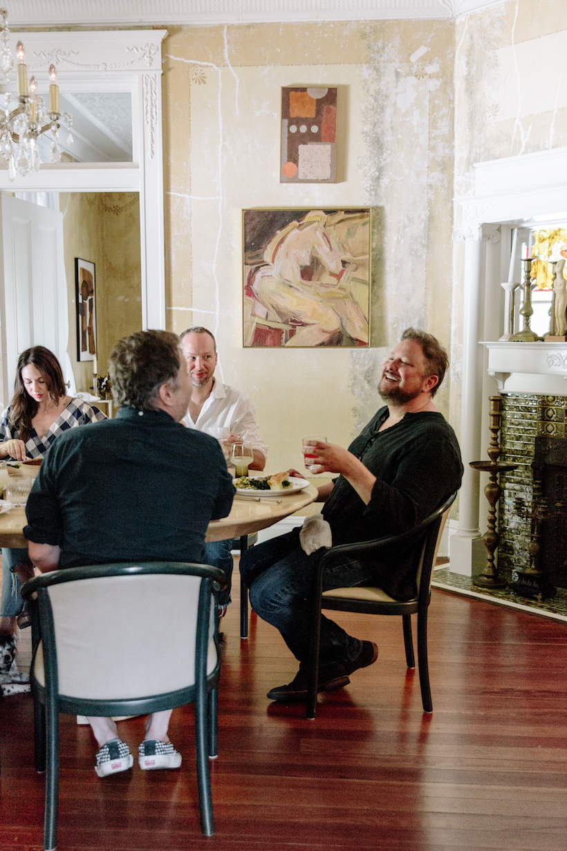 A southern supper with interior designer joel mozersky - How to be an interior designer ...