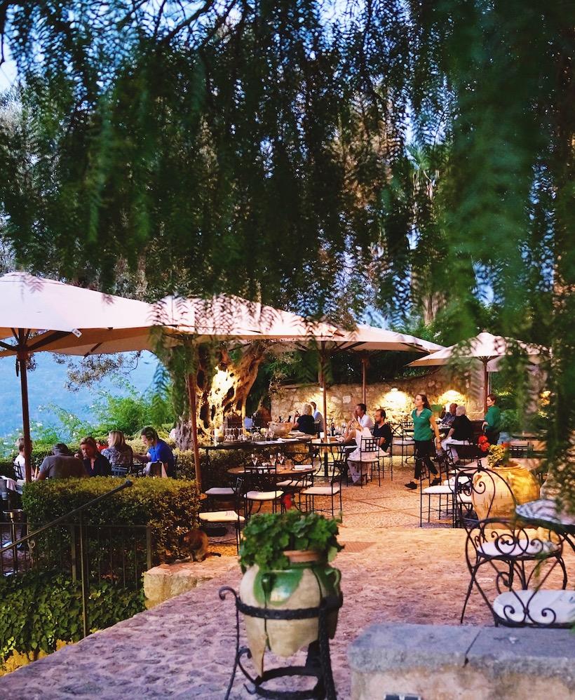 Best restaurants in Cala Deia, Mallorca: Ca's Patro Marche