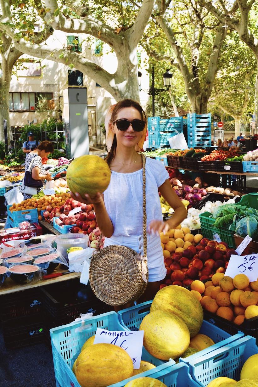Soller Market, Mallorca
