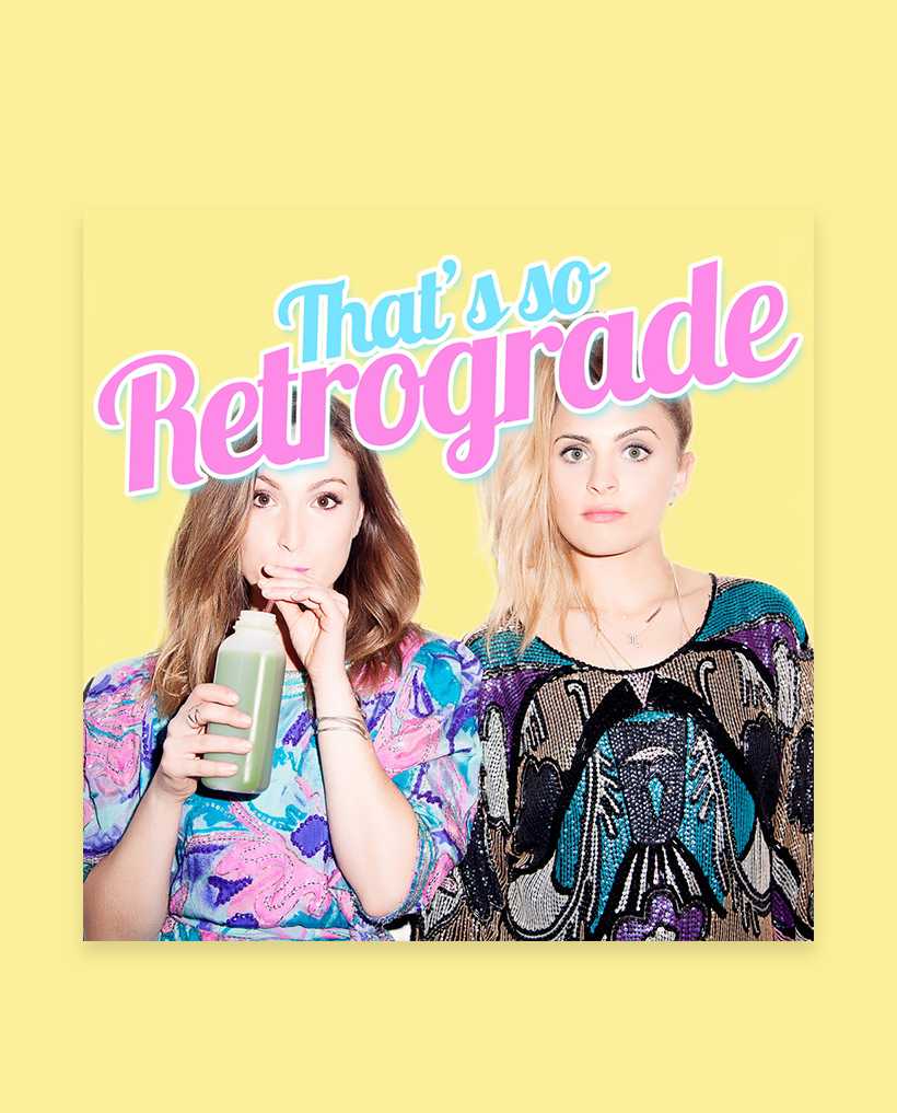 That's So Retrograde Wellness geek-outs and deep belly laughs all within every episode? This is so my kinda show and I've recommended it to just about every health nut friend I know. The girls keep it so real and relatable, but I always learn something that I want to try out and or do a deeper dive into, from diet to fitness to emotional health issues. And I love anything that makes me giggle through my morning commute. essential episode - The Hunger Games with Kelly LeVeque