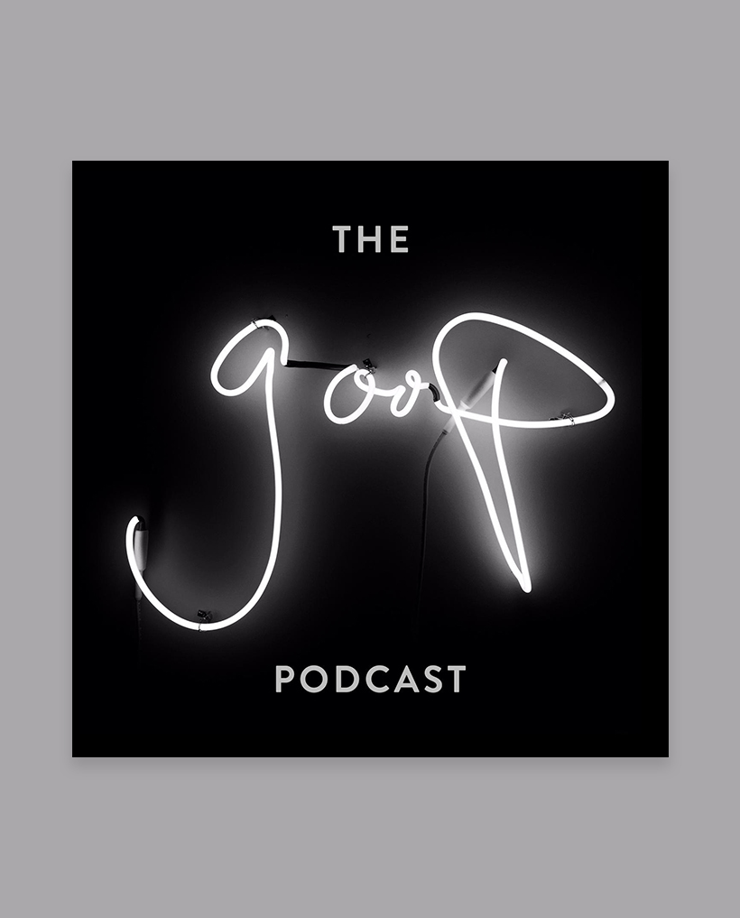 The goop Podcast This one's pretty new, but the wellness-focused topics and interview subjects are SO on point; I always learn something new and leave feeling curious and engaged. Gwyneth and Chief Content Officer Elise Loehnen take turns interviewing inspiring people across medical, spiritual, and creative industries, and I love how they're not afraid to dig deep and occasionally get a little controversial. essential episode - What Turns You On with Esther Perel