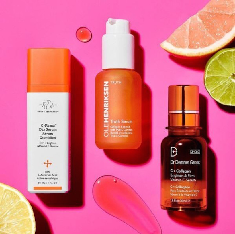 vitamin c skincare benefits