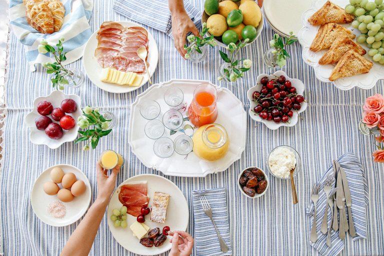 2 menus deliciosos para um brunch saudável no verão 1