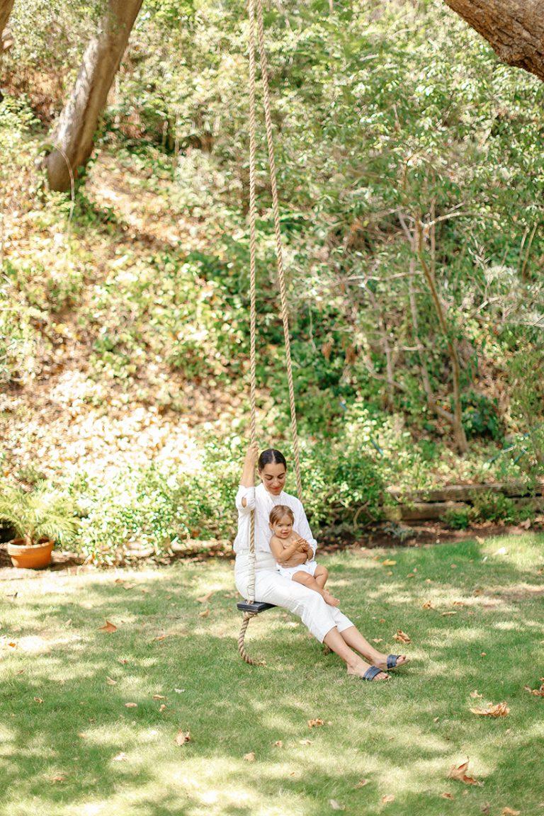Um brunch de inspiração europeia no quintal com Heather Taylor 11