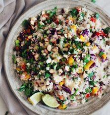 cauliflower rice recipes