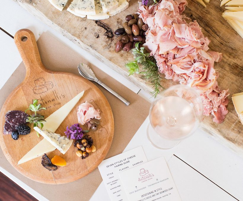 camille styles: how to create the perfect cheese board