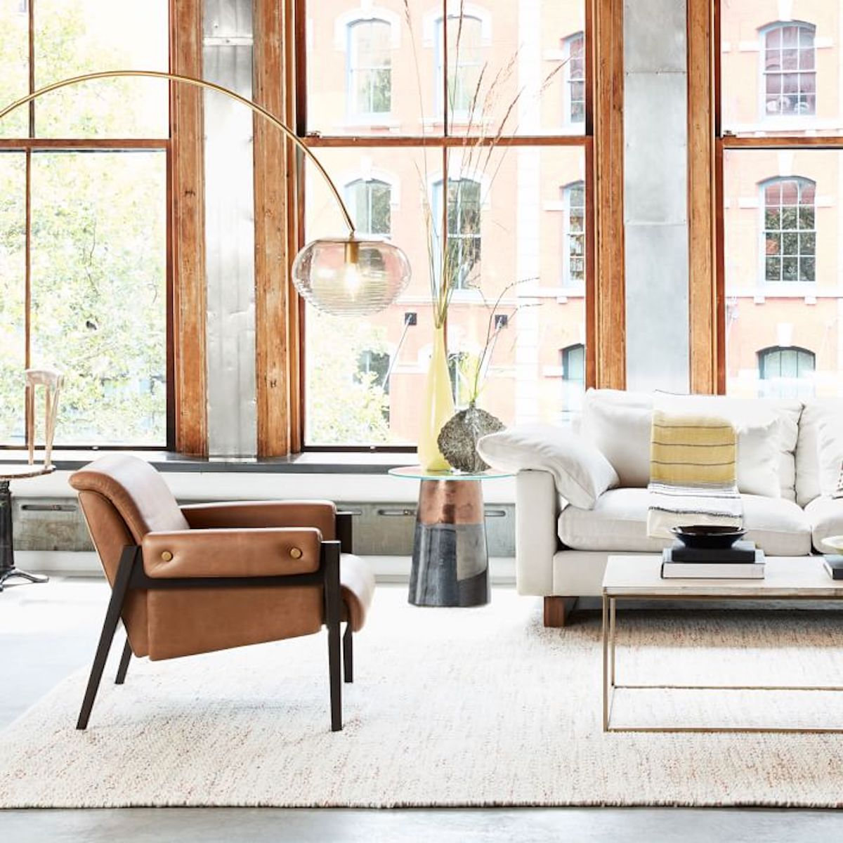 Super 10 Cozy Chairs That Arent Your Dads Recliner Camille Styles Alphanode Cool Chair Designs And Ideas Alphanodeonline