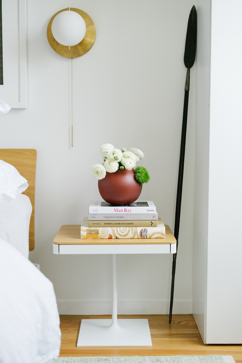 gorgeous bedside table ideas