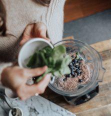spinach green smoothie recipe