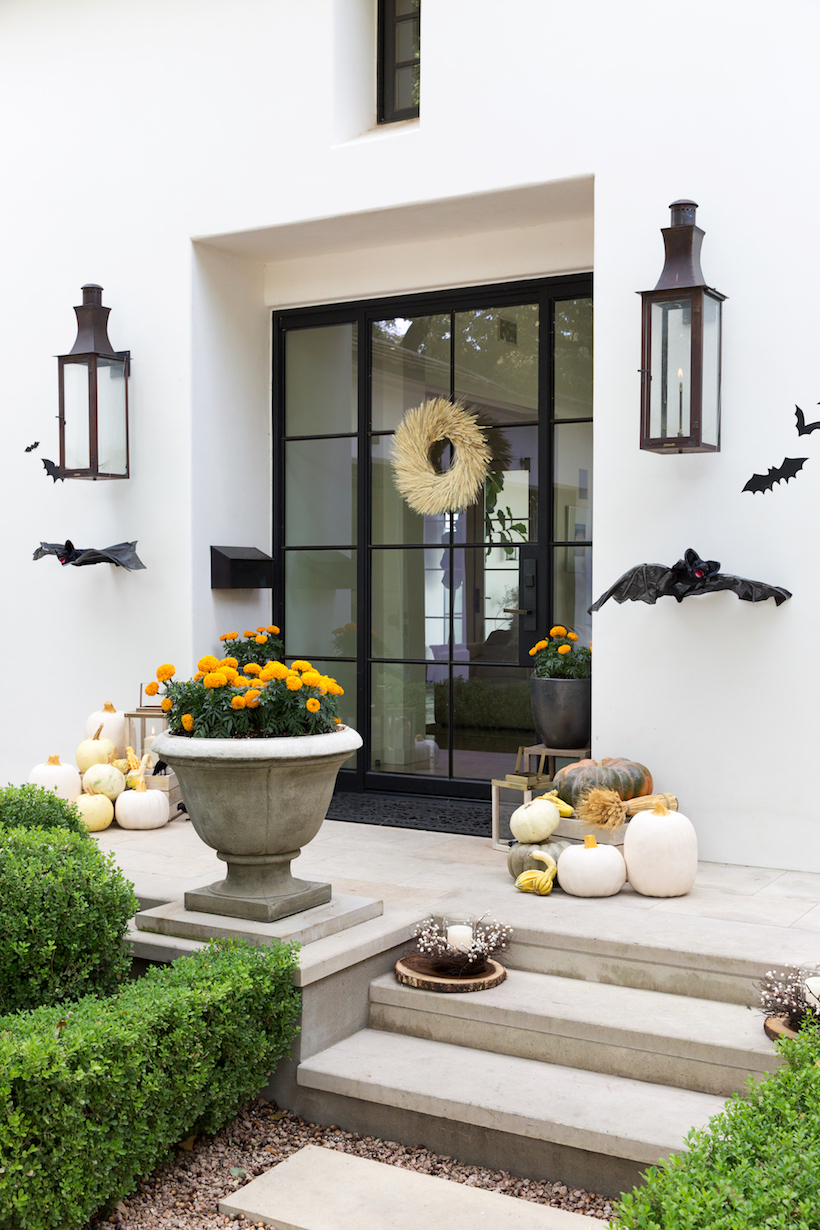 Ditch Your Bad Halloween Tricks For These Chic Fall Decor Ideas