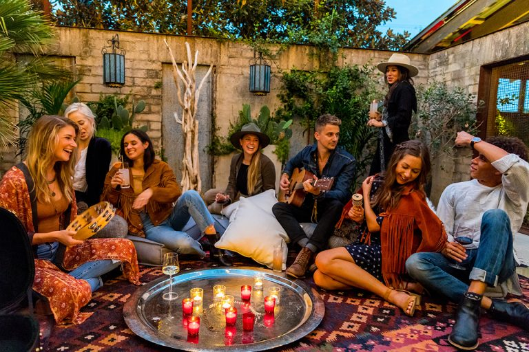 A Full Moon Feast is the Best New Halloween Party Idea