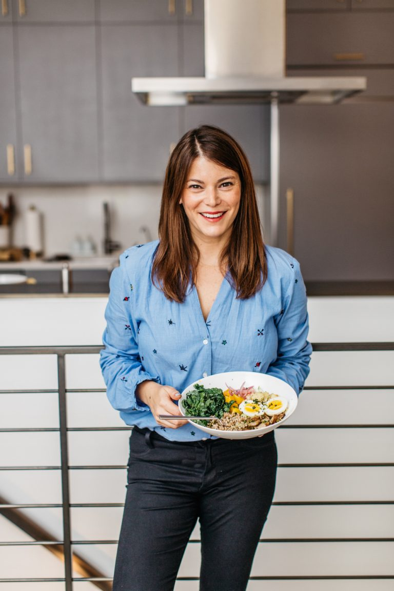 Gail Simmons in the kitchen recipe