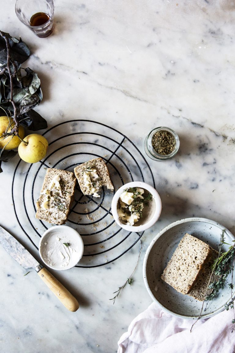 little oat and honey bread