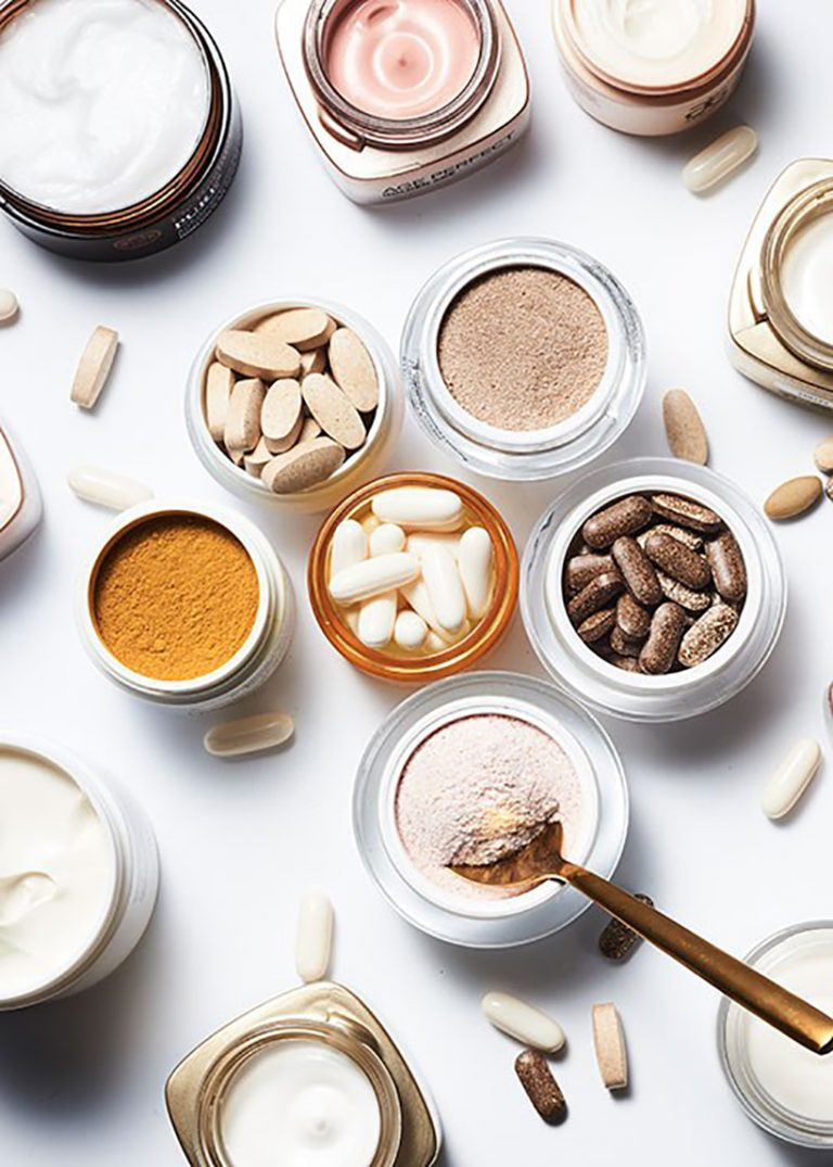 The Best Beauty Supplements