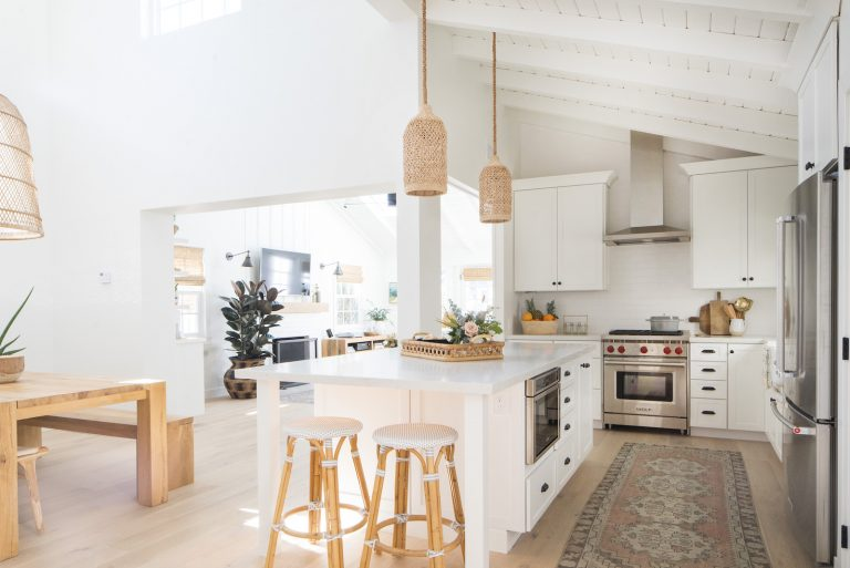 5 design ideas we completely stolen from the California home