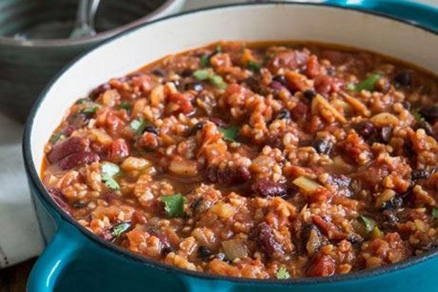 Epicurious Vegan Chili