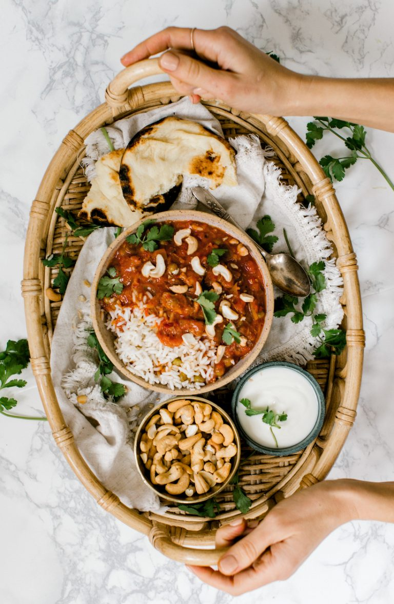 Easy Slow-Cooker Chicken Tikka Masala Recipe