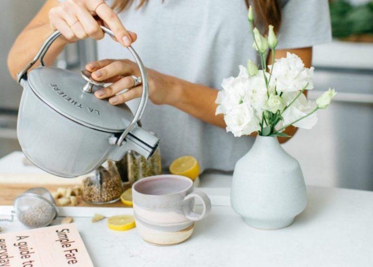 green detox tea