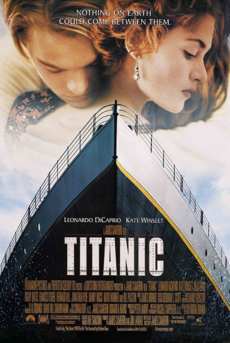 titanic, best movies to watch on valentine's day
