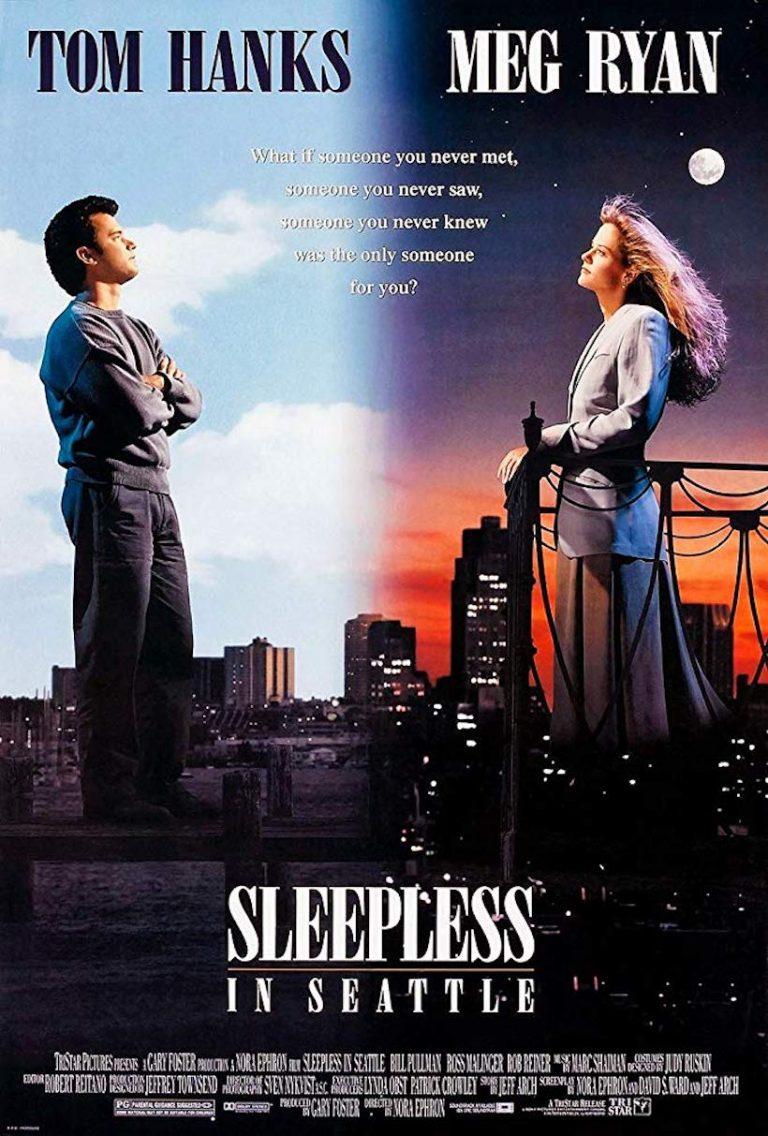 sleepless in seattle, best movies to watch on valentine's day