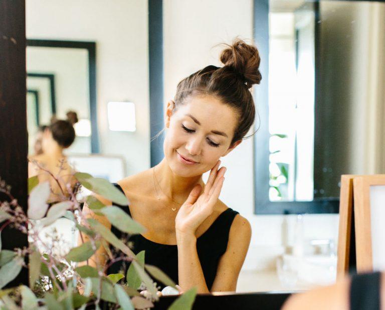 Camille Styles skincare routine-best peptide cream