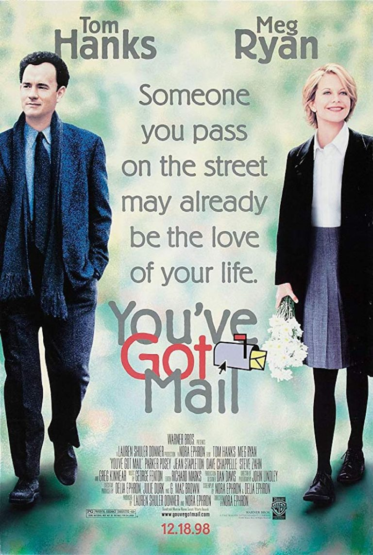 youve got mail, best movies to watch on valentine's day