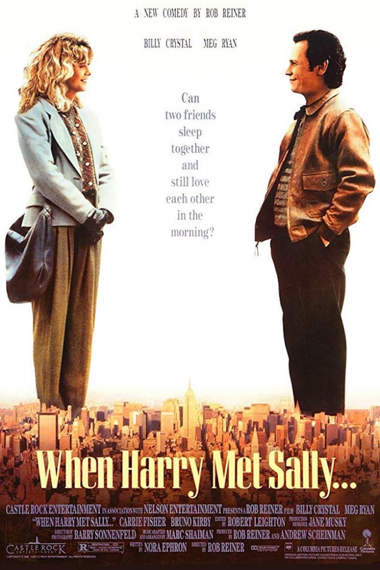 when harry met sally, best movies to watch on valentine's day