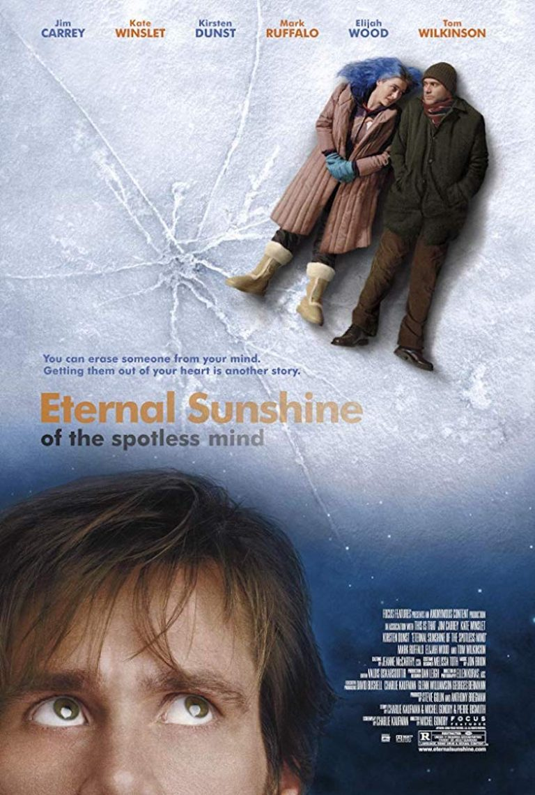 eternal sunshine of the spotless mind, best movies to watch on valentine's day