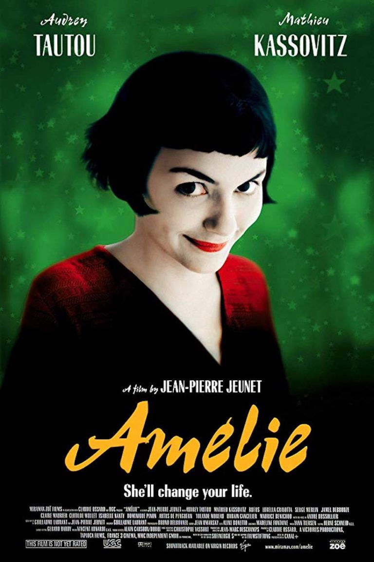 amelie, best movies to watch on valentine's day
