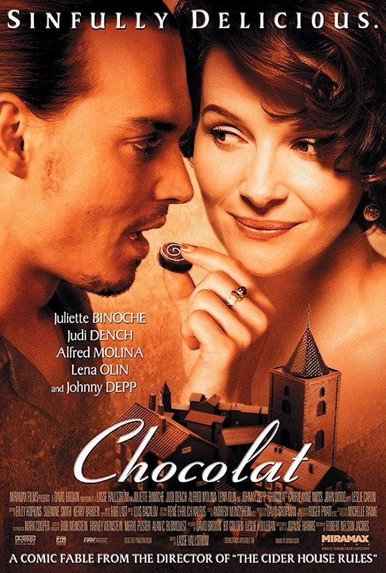chocolat, best movies to watch on valentine's day