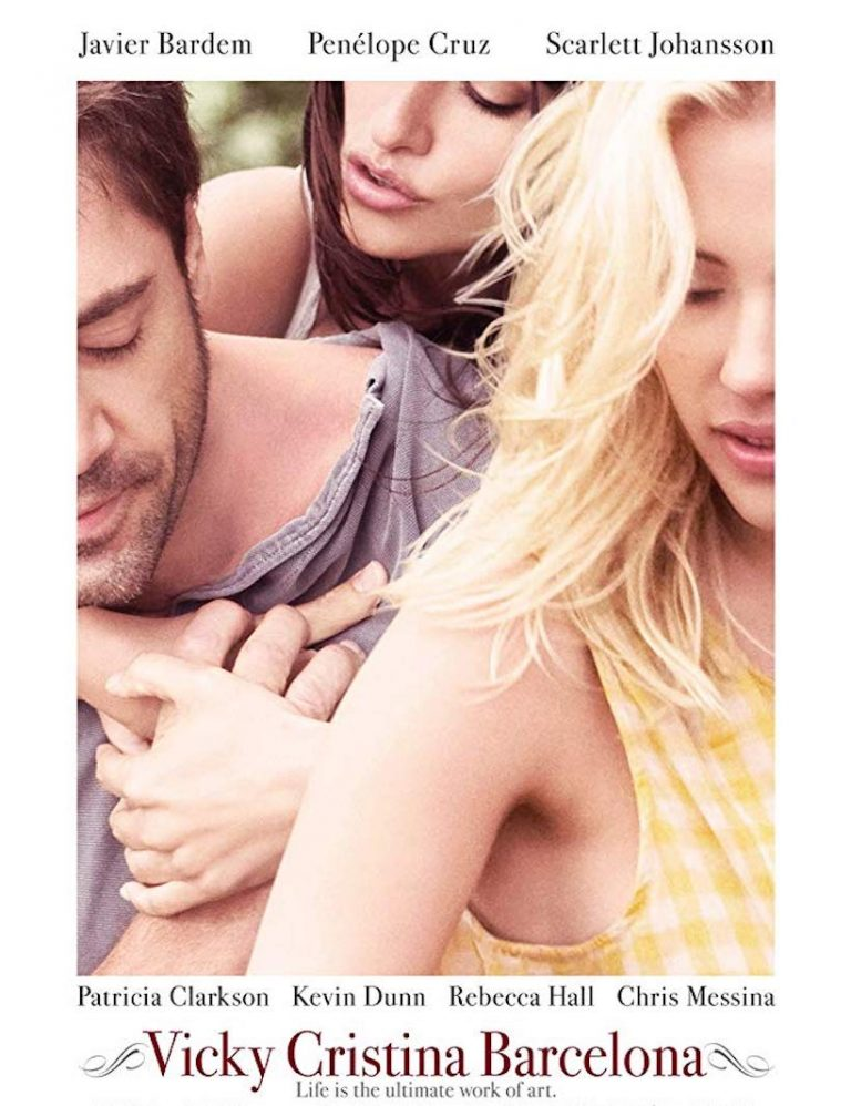 vicky cristina barcelona, best movies to watch on valentine's day