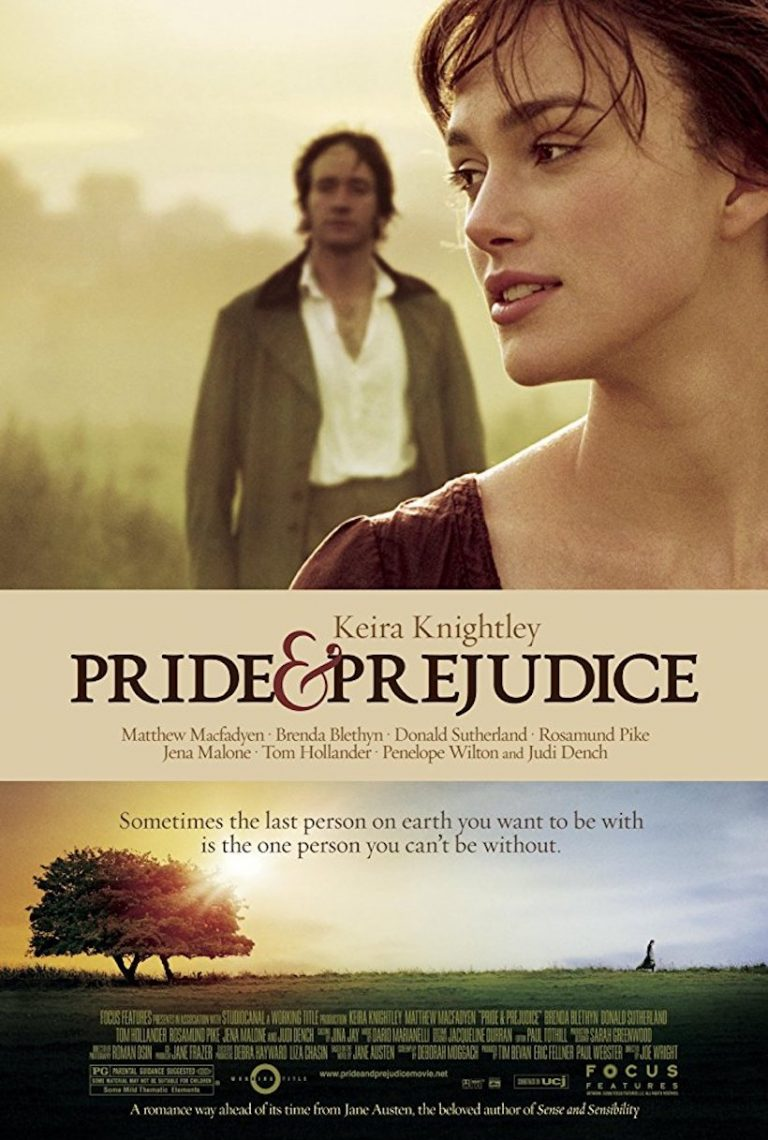 pride & prejudice, best movies to watch on valentine's day