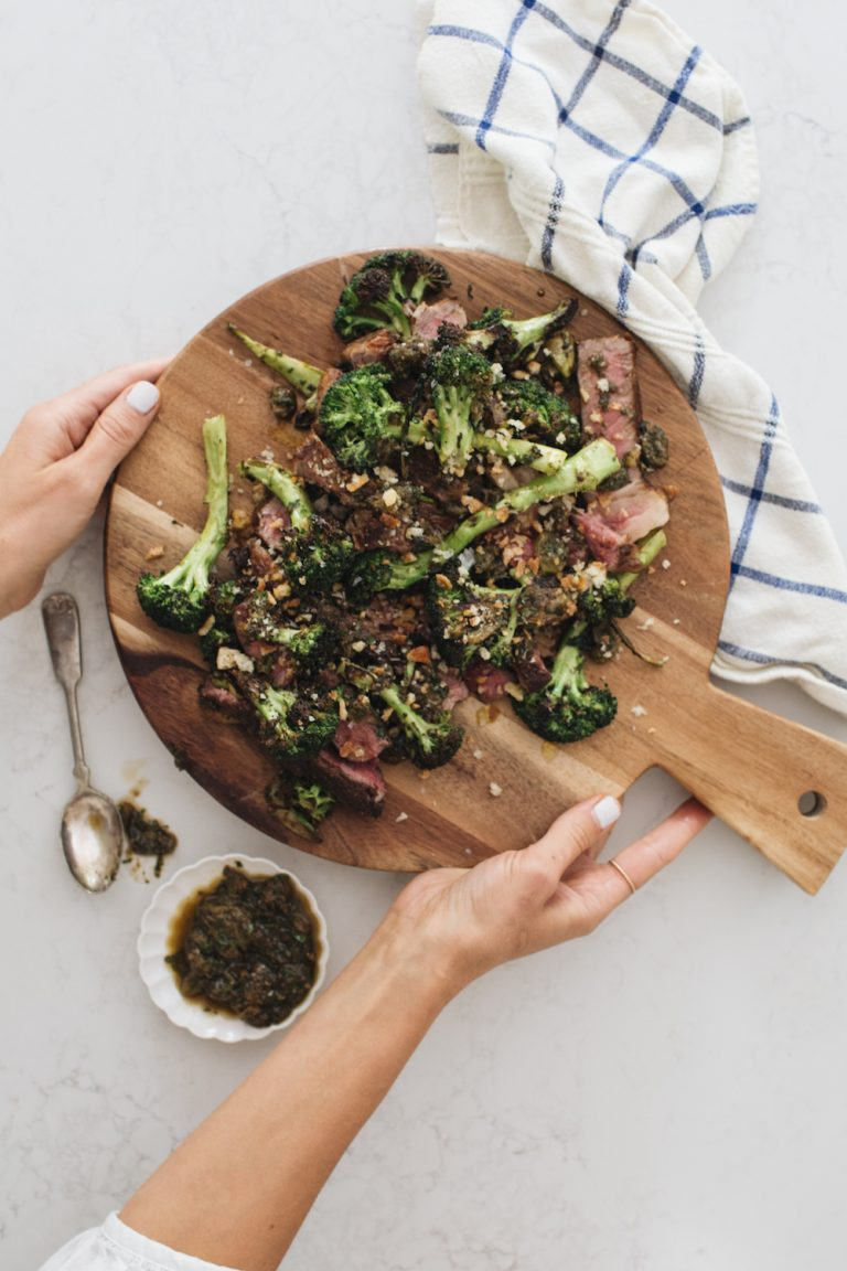 tastemakers, cooking, recipe, beef and broccoli