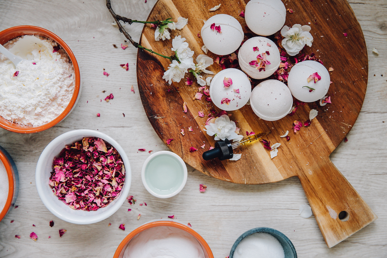 CBD Infused Bath Bombs Should Be Your Next DIY Project