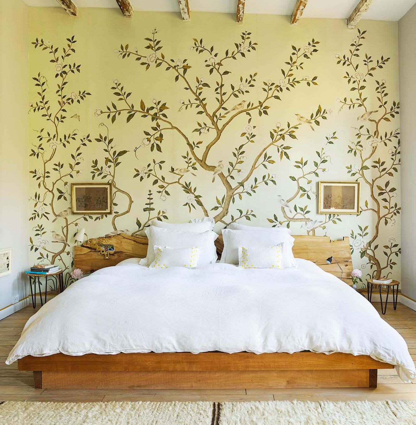 These 15 Rooms Prove That There S A Wallpaper Pattern For