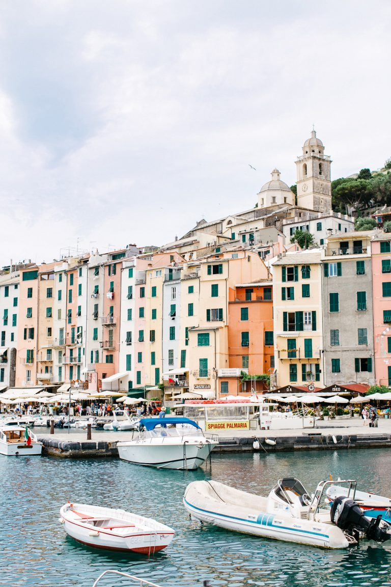 A Day of Boating in Porto Venere is The Talented Mr. Ripley Come to Life