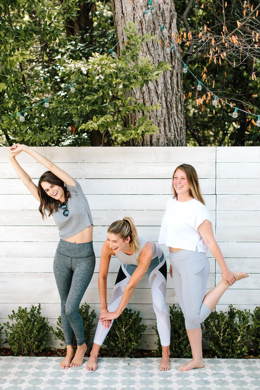 yoga, fitness, stretching