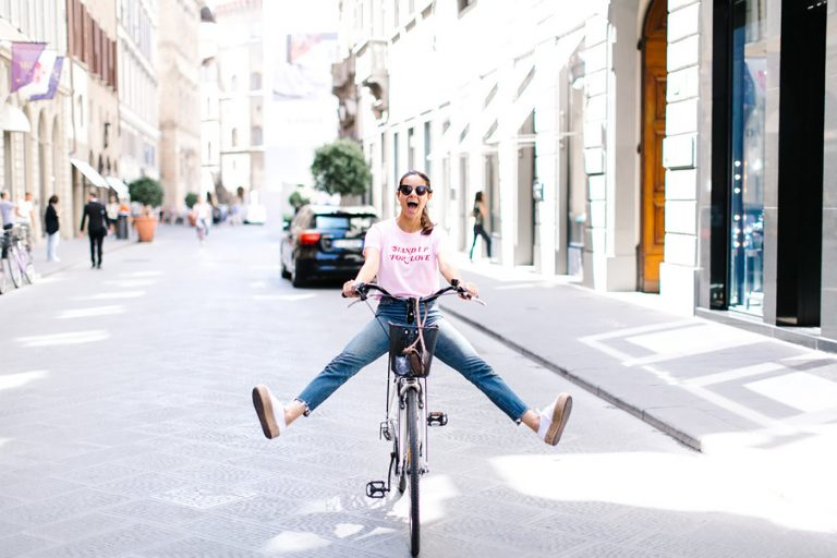 Why Riding Bikes in Florence is the Best Way to See the City