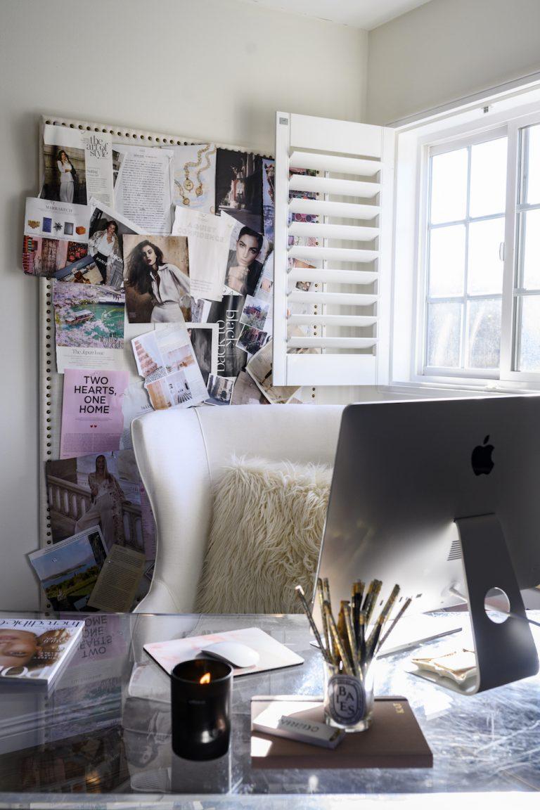 home office, dream office, blog, girl boss