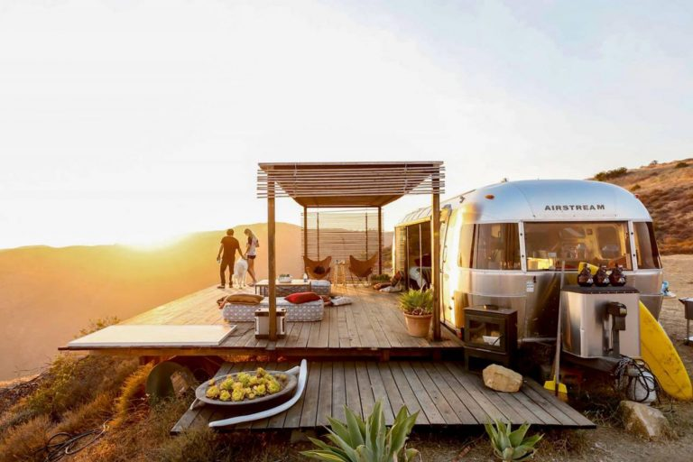6 Outrageously Cool Luxury Camp Sites in the US