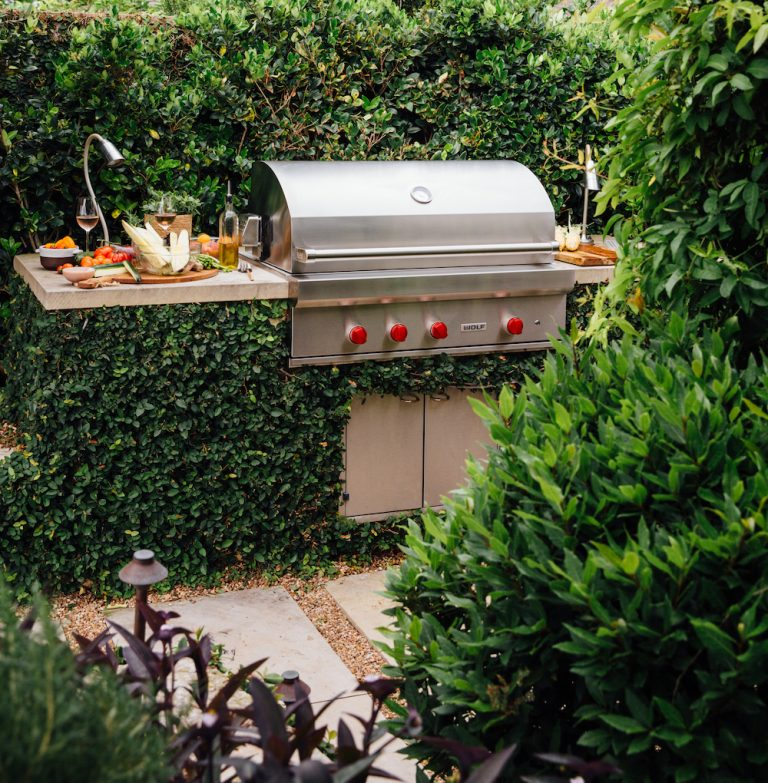 Camille Styles Backyard Grilling Tips with Wolf Grill