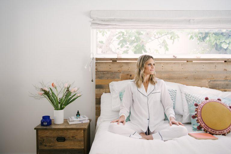 Lauren Roxburgh Morning Routine, Meditación, Dormitorio