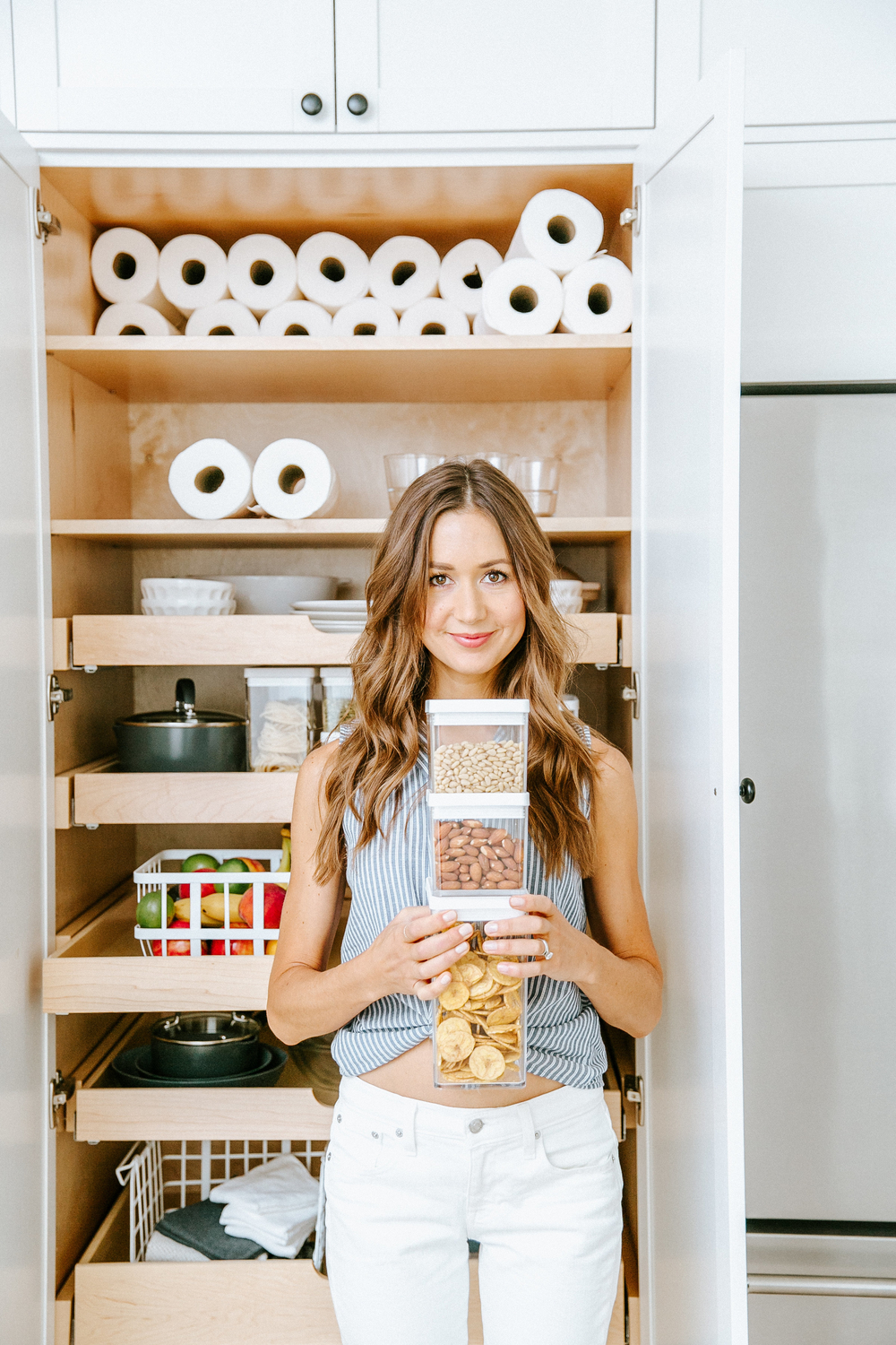camille, kitchen, pantry