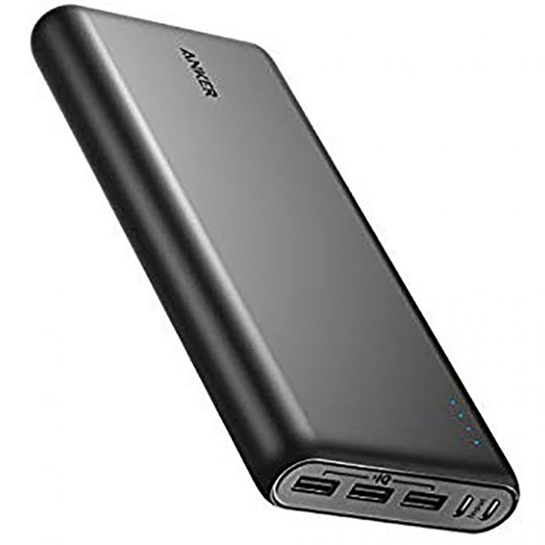 Anker PowerCore 26800 Portable Charger The top rated Anker charger is an affordable option -- and total life saver when your devices need extra juice on the road.