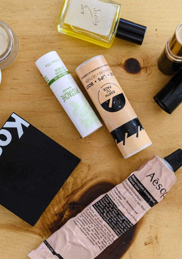 Ally Walsh, Canyon Coffee, beauty products