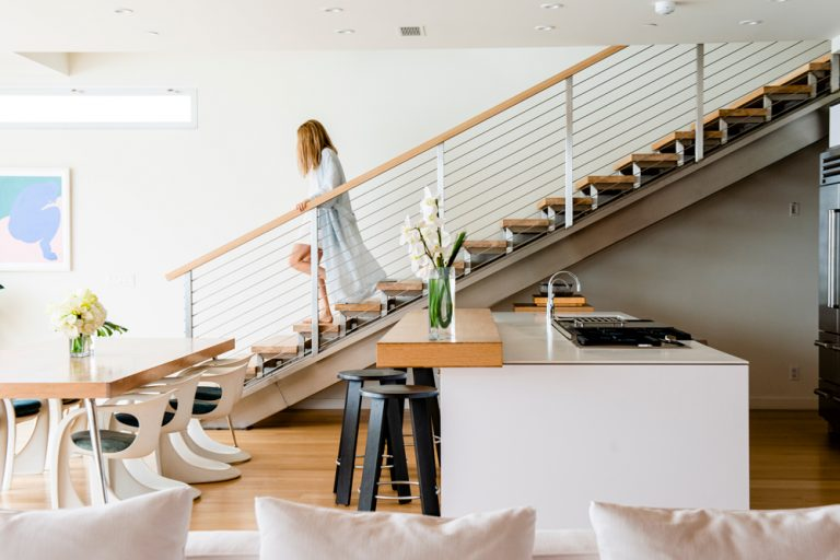 Inside Lunya Founder, Ashley Merrill's Home – It's Breezy and Beachy