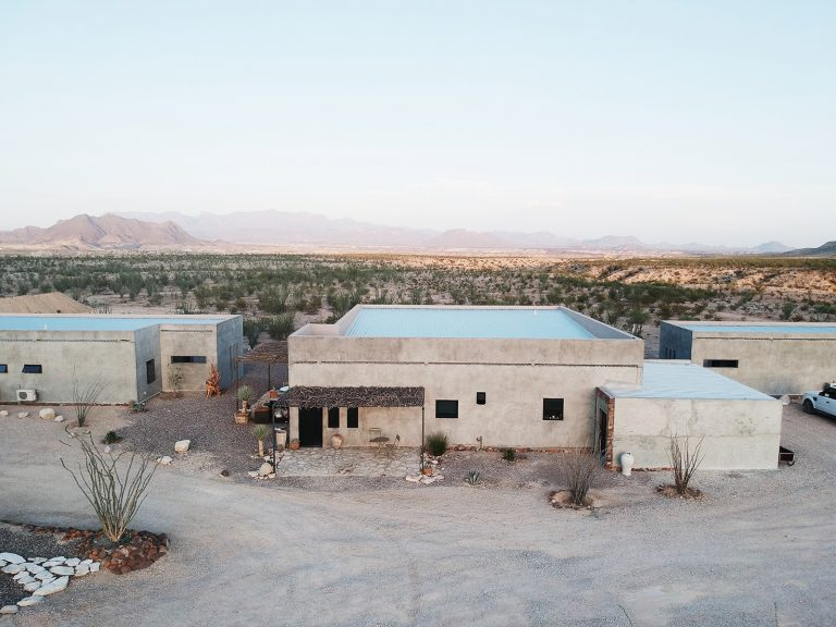 Inside the Chic New Desert Hotel We're Obsessed With