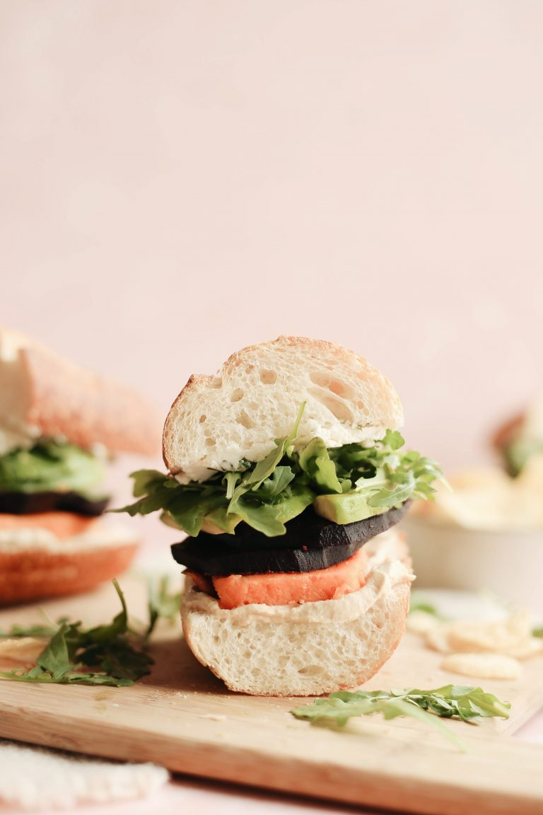 The Root Veggie Sandwich You Need This Season